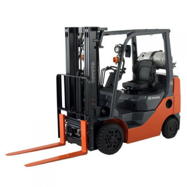 Counterbalance Lift Truck Training