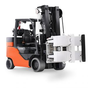 Lift Truck Attachment Training