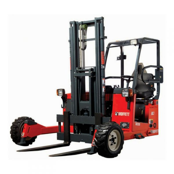 Transportable Lift Truck Training