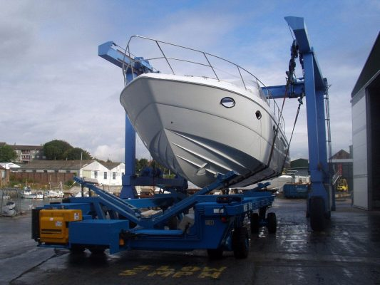 Boat Mover Training