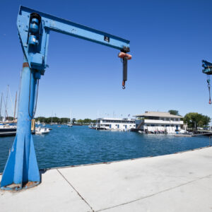 Jib and Hoist Crane Training